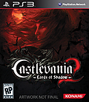 jaquette PlayStation 3 Castlevania Lords Of Shadow 2