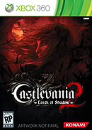 jaquette Xbox 360 Castlevania Lords Of Shadow 2