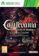 jaquette Xbox 360 Castlevania Lords Of Shadow Collection
