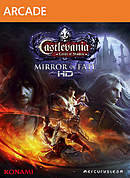 jaquette Xbox 360 Castlevania Lords Of Shadow Mirror Of Fate HD
