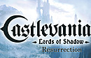 jaquette PlayStation 3 Castlevania Lords Of Shadow Resurrection