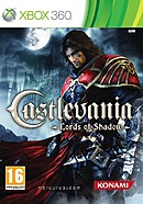 jaquette Xbox 360 Castlevania Lords Of Shadow