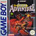 jaquette Nintendo 3DS Castlevania The Adventure Rebirth
