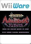 jaquette Wii Castlevania The Adventure Rebirth