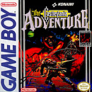jaquette Gameboy Castlevania The Adventure