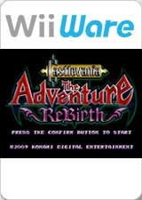 jaquette Wii Castlevania The Adventure