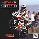 jaquette PC Castrol Honda Superbike World Champions