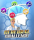 jaquette iPad Cerebral Challenge HD