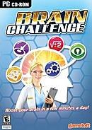 jaquette PC Cerebral Challenge