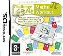jaquette Nintendo DS Challenge Me Maths Workout