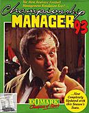 jaquette PC Championship Manager 93
