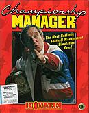 jaquette Atari ST Championship Manager