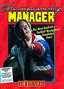 jaquette PC Championship Manager