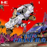 jaquette PC Engine CD ROM Chase H.Q.