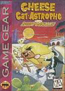 jaquette Game Gear Cheese Cat Astrophe Starring Speedy Gonzales