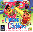 jaquette PC Chutes And Ladders