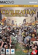 jaquette Mac Civilization IV Warlords