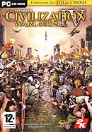 jaquette PC Civilization IV Warlords