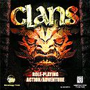 jaquette PC Clans