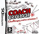 jaquette Nintendo DS Coach Cerebral Challengez Votre Cerveau