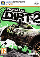 jaquette PC Colin McRae DiRT 2