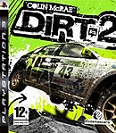 jaquette PlayStation 3 Colin McRae DiRT 2