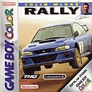 jaquette Gameboy Colin McRae Rally