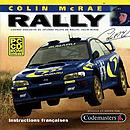 jaquette PC Colin McRae Rally