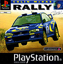 jaquette PlayStation 1 Colin McRae Rally