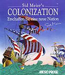 jaquette Amiga Colonization