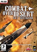 jaquette PC Combat Over Desert Sky Defender