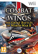 jaquette Wii Combat Wings The Great Battles Of World War II