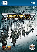 jaquette PC Command Ops Battles From The Bulge