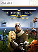 Commanders : Attack Of The Genos