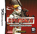 jaquette Nintendo DS Commando Steel Disaster