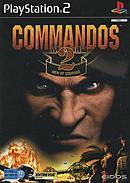 jaquette PlayStation 2 Commandos 2 Men Of Courage