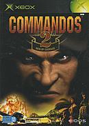 jaquette Xbox Commandos 2 Men Of Courage
