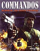 jaquette PC Commandos Derriere Les Lignes Ennemies