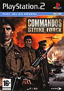 jaquette PlayStation 2 Commandos Strike Force