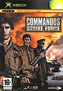 jaquette Xbox Commandos Strike Force