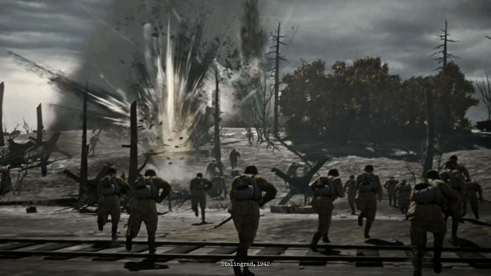 Wallpapers fond d 39 ecran pour company of heroes 2 pc 2013 for Image pour ecran