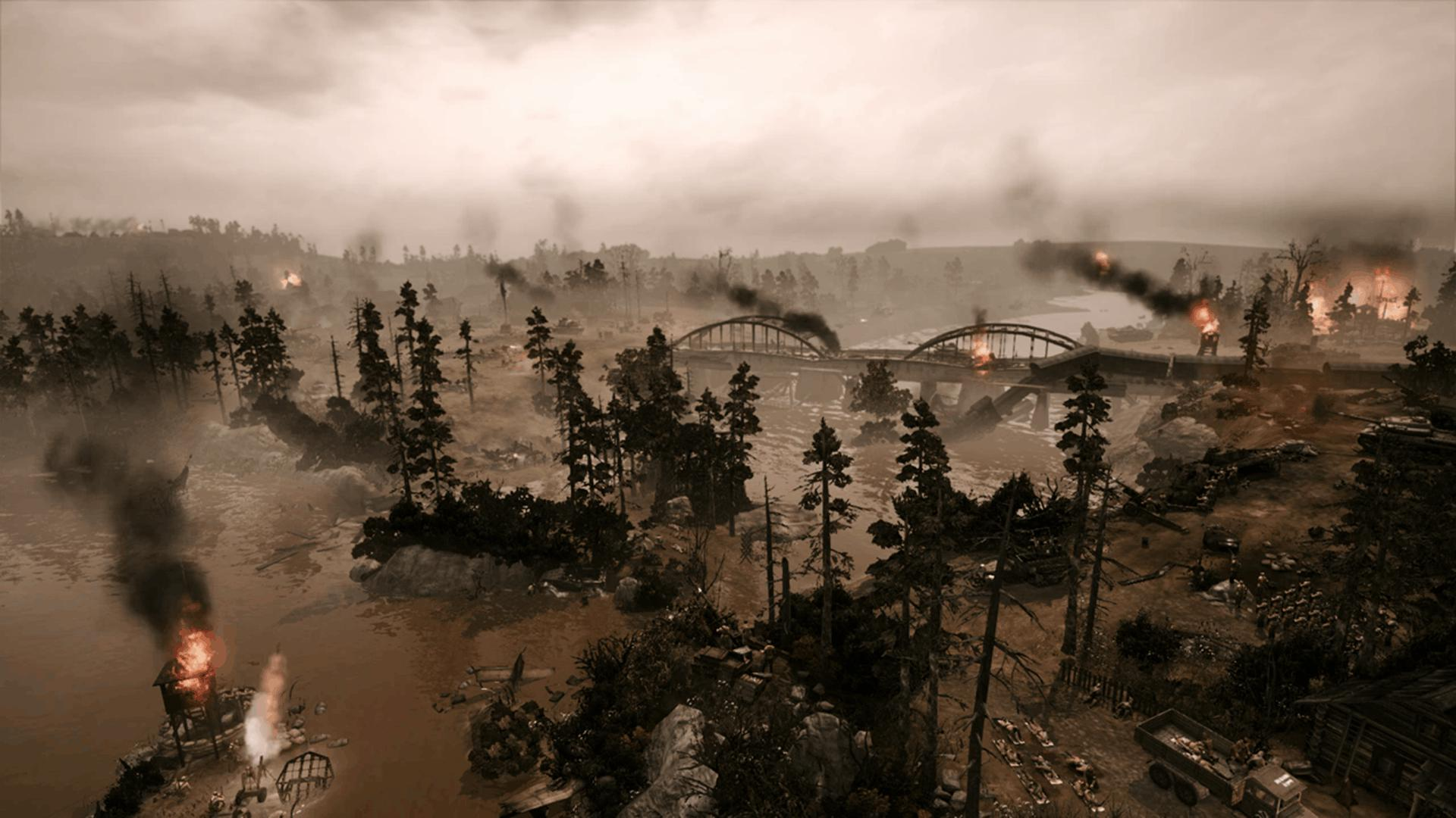 Wallpapers fond d 39 ecran pour company of heroes 2 pc 2013 - Walpepar photos ...