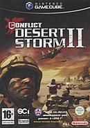 jaquette Gamecube Conflict Desert Storm II