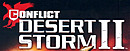 jaquette Gizmondo Conflict Desert Storm II