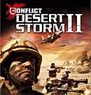 jaquette PlayStation 3 Conflict Desert Storm II