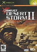 jaquette Xbox Conflict Desert Storm II