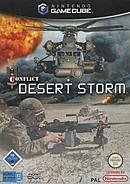 jaquette Gamecube Conflict Desert Storm