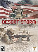 jaquette PC Conflict Desert Storm