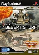 jaquette PlayStation 2 Conflict Desert Storm