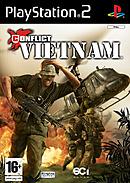 jaquette PlayStation 2 Conflict Vietnam